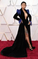Blac Chyna Attends the 92nd Annual Academy Awards in Los Angeles