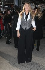 Blake Lively Arrives at the Michael Kors show in New York