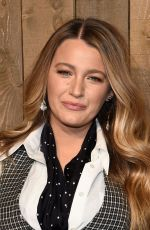 Blake Lively At Michael Kors Fashion Show in New York