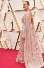 Brie Larson At 92nd annual Academy Awards at the Dolby Theater in Los Angeles
