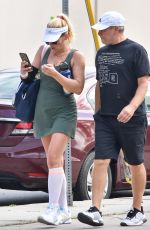 Busy Philipps Out in Los Angeles