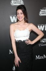Caitlin McGee At 13th Annual Women in Film Oscar Party Celebration, Sunset Room, Los Angeles