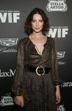Caitriona Balfe At 13th Annual Women In Film Female Oscar Nominees Party at Sunset Room Hollywood