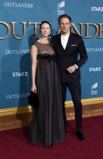 "Caitriona Balfe At Starz Premiere event for ""Outlander"" Season 5 in Los Angeles"