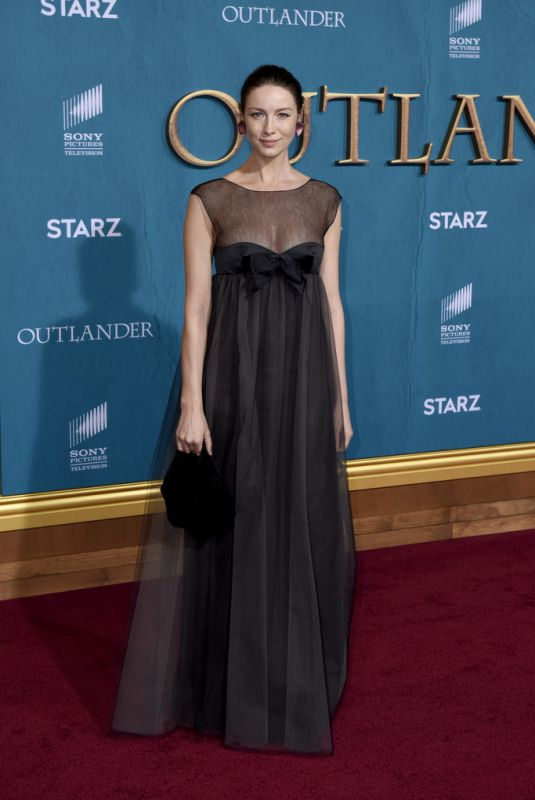 """Caitriona Balfe At Starz Premiere event for """"Outlander"""" Season 5 in Los Angeles"""