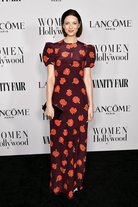 Caitriona Balfe At Vanity Fair and Lancome Celebrate Women in Hollywood