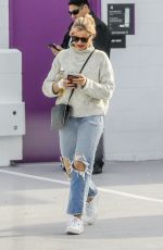 Cameron Diaz Finishes a medical check-up in Santa Monica