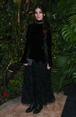 Camila Morrone At Charles Finch and Chanel Pre-Oscars Dinner, Arrivals, Polo Lounge, Los Angeles