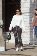 Camilla Belle Goes shopping in West Hollywood