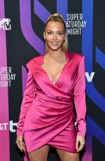 Camille Kostek At AT&T TV Super Saturday Night at Meridian at Island Gardens in Miami