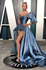 Candice Swanepoel At Vanity Fair Oscar 2020 Party