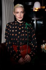 Carlotta Kohl At Coach show, Afterparty, Fall Winter 2020, New York Fashion Week