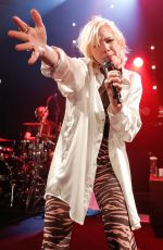 Carly Rae Jepsen Performs at the Trabendo in Paris