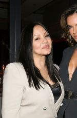 Carolina Gonzalez At Variety x Armani Makeup Artistry Dinner, Sunset Tower, Los Angeles