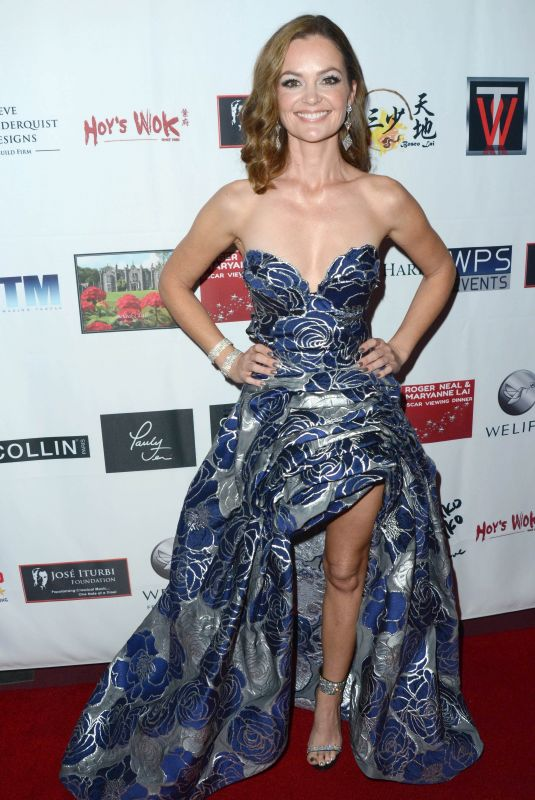 Carrie Schroeder At 5th Annual Roger Neal & Maryanne Lai Oscar Viewing Dinner, The Hollywood Museum