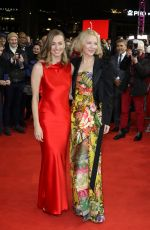 Cate Blanchett & Elise McCredie At Stateless Premiere at Zoo Palast during 70th Berlinale International Film Festival