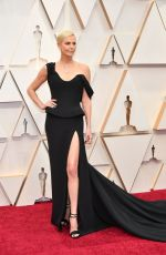 Charlize Theron At 92nd Annual Academy Awards in Hollywood