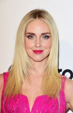 Chiara Ferragni At Elton John AIDS Foundation Oscar Viewing Party, Los Angeles