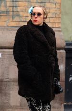 Chloe Sevigny After having lunch in Manhattan