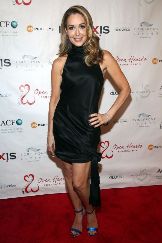 Christi Paul At Open Hearts Foundation 10th Anniversary, Arrivals, Los Angeles