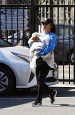 Christina Milian Out in Hollywood