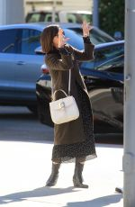 Christina Ricci Out in Beverly Hills