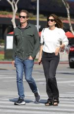 Cindy Crawford and husband Rande Gerber look happy as ever after lunch in West Hollywood