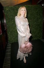 Courtney Love At The Charles Finch & Chanel Pre-BAFTAs Dinner, Loulou