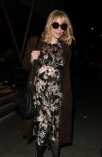 Courtney Love Attend the Love Magazine party at The Standard Hotel in London