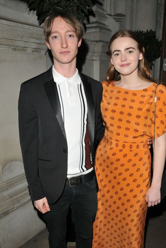Daisy Waterstone At The Radio Times Covers Party, London