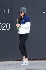 Dakota Johnson Seen out & about in Los Angeles