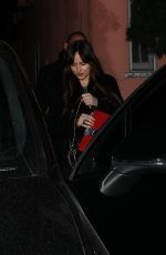 Dakota Johnson Seen out and about in Los Angeles