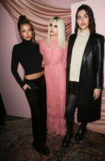 Delilah Belle Hamlin At Alice & Olivia by Stacey Bendet Fall 2020 Presentation in NYC