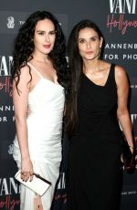 Demi Moore Celebrate The Opening Of Vanity Fair: Hollywood Calling in Century City