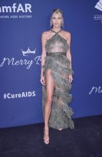 Devon Windsor At 22nd annual amfAR Gala Benefit For AIDS Research in New York City