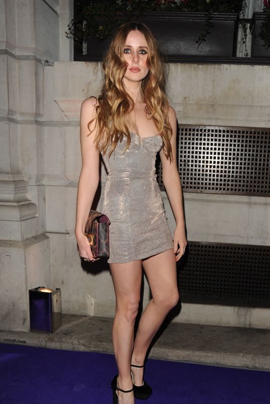 Diana Vickers At Brit Awards Universal Music Afterparty at The Ned Hotel, London