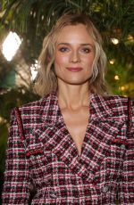 Diane Kruger At Charles Finch and Chanel Pre-Oscars Dinner in LA
