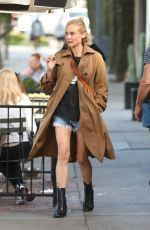 Diane Kruger & Norman Reedus Out & about in Los Angeles