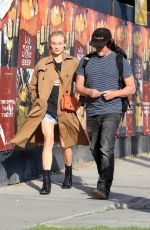 Diane Kruger Out with Norman Reedus in Los Angeles