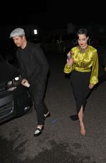 Dita Von Teese and Adam Rajcevich celebrate Paris Hilton