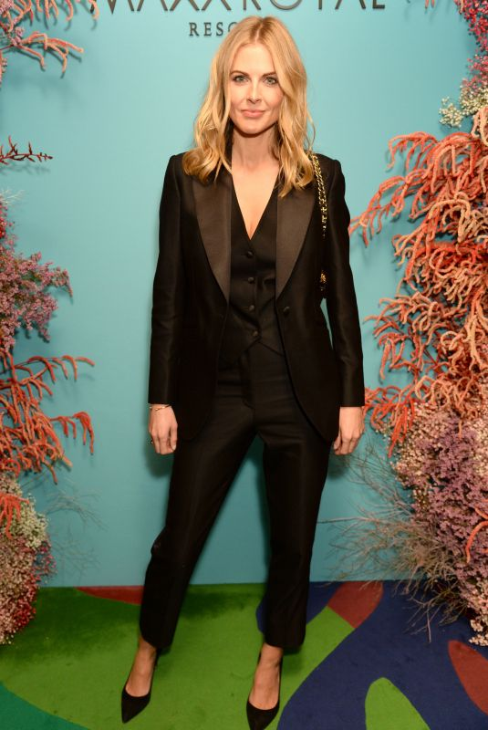 Donna Air At Natalia Vodianova x Maxx Resorts party, Scott
