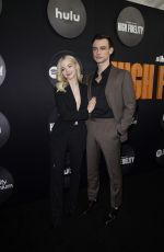 Dove Cameron At High Fidelty Premiere in NY
