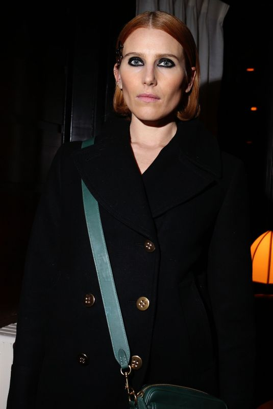 Dree Hemingway At Coach show, Afterparty, Fall Winter 2020, New York Fashion Week