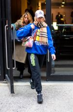 Dua Lipa Stepping Out in New York City