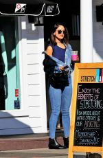Eiza Gonzales Out in Studio City