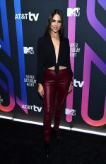 Eiza Gonzalez At AT&T Super Saturday Night in Miami