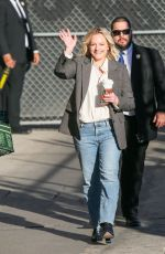 Elisabeth Moss Arriving at