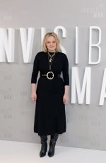 Elisabeth Moss At Invisible Man Premiere in London