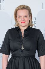 Elisabeth Moss At The Invisible Man photocall in Madrid, Spain