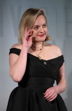 Elisabeth Moss At The Invisible Man premiere in Paris